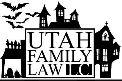 Utah Family Law - Utah divorce attorney Halloween logo