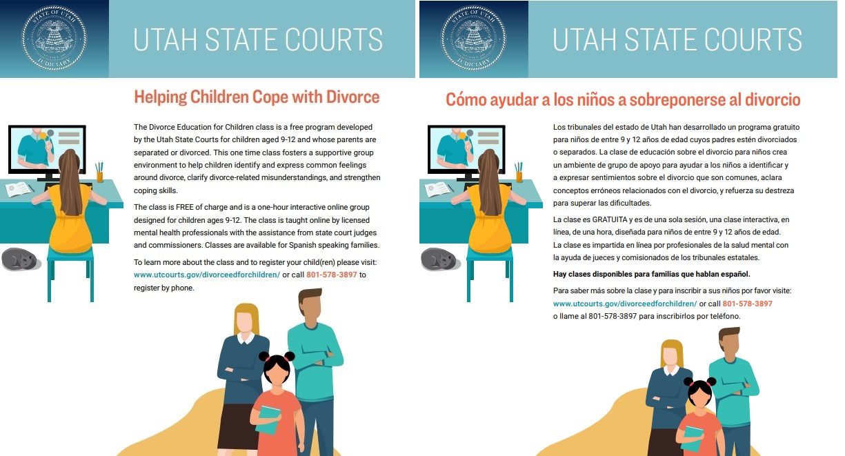Divorce Education Course for Children - Utah Courts
